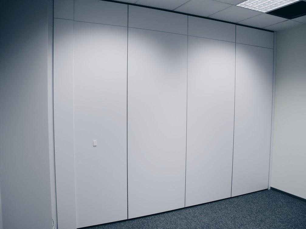 Remont biura (ul. Matuszewska)
