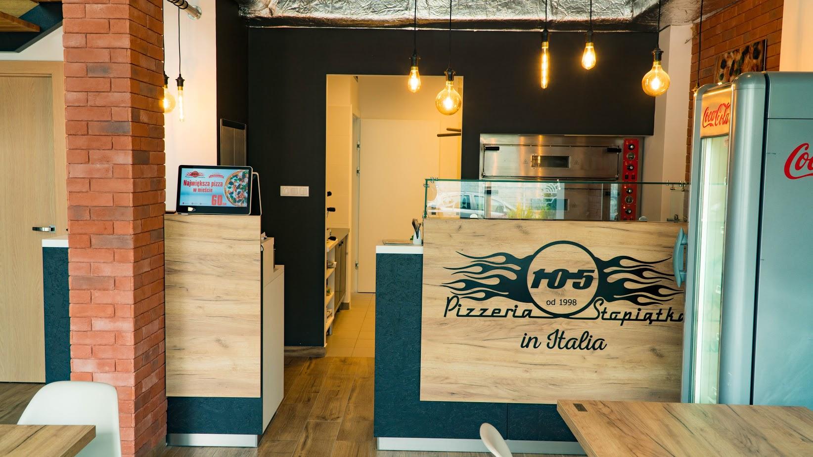 Pizzeria 105 (Obywatelska 28)